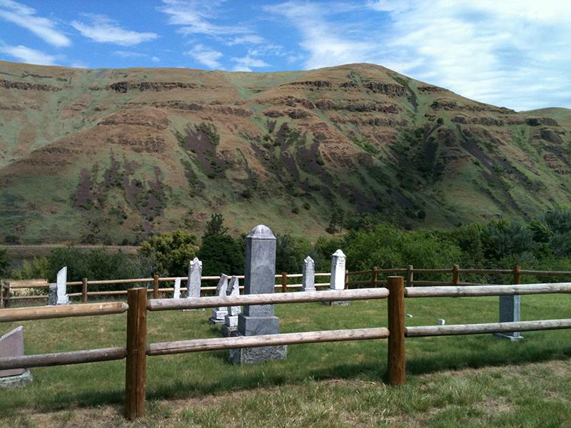 Nez Perce (Nee-Mo-Poo) National Historic Trail