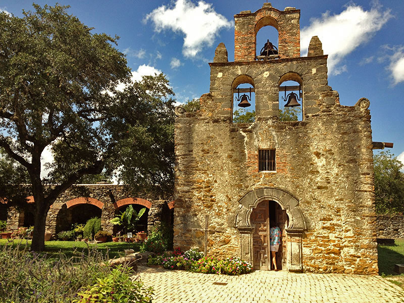 El Camino Real de los Tejas National Historic Trail