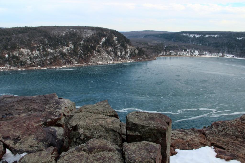 Winter at Devil's Lake!